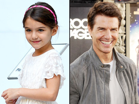 Tom Cruise Will Be Spending Quality Time With Daughter Suri For The Christmas Holidays