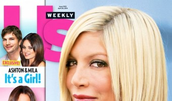 Tori Spelling Opens Up For the First Time in an Interview about Dean McDermott's Cheating