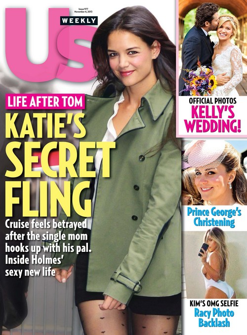 Tom Cruise Angry And Jealous About Katie Holmes' New Life