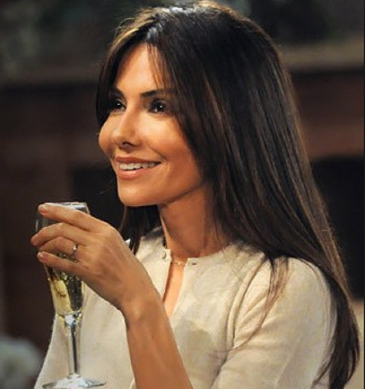 'General Hospital' News: Vanessa Marcil Stars In New Movie 'The Convenient Groom'
