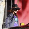 Vanessa Paradis Does A Little Shopping