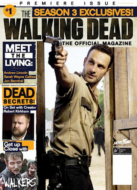 The Walking Dead Now Has an Official Magazine (Photo)