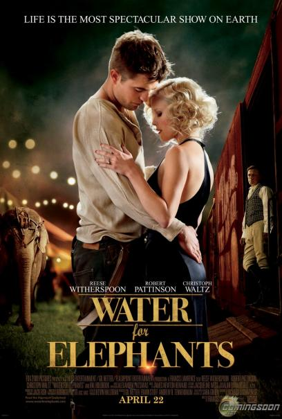 NEW 'Water For Elephants' Trailer is Chilling