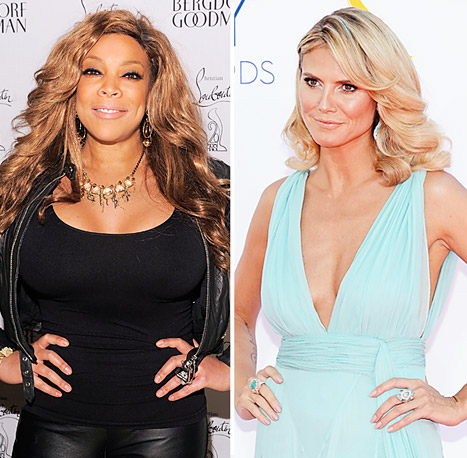 Wendy Williams Slams Heidi Klum For Dating Bodyguard: 'Seal, I'll Tell You How To Get Back At Her'
