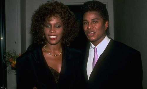 Whitney Houston Was Jermaine Jackson's Secret Lover