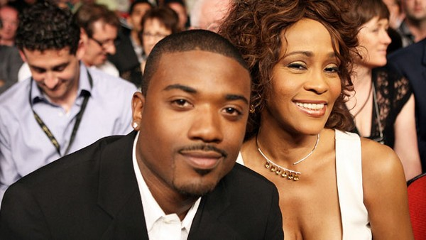 Whitney Houston and Ray J