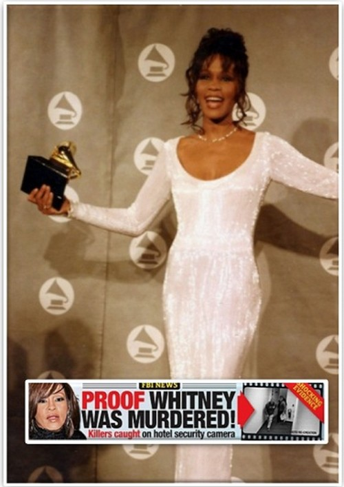 Report: Whitney Houston Was Murdered!