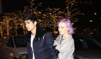 Zayn Malik Won Back Perrie Edwards With A Teddy Bear
