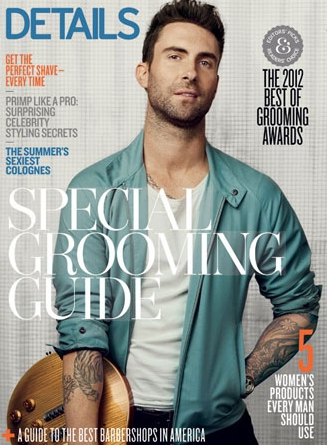 Adam Levine Maximizes His Douchiness In A Recent Interview With 'Details'