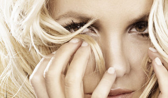 Britney Spears - Hold It Against Me Cover Art