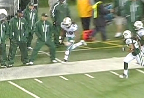 Jets Coach Sal Alosi Trips Player Nolan Carroll – VIDEO