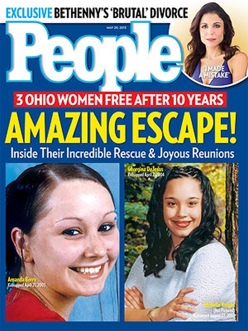 Amanda Berry, Gina DeJesus & Michelle Knight: Inside Their Incredible Rescue & Joyous Reunion