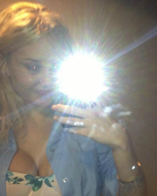 Amanda Bynes Admits To Having An Eating Disorder