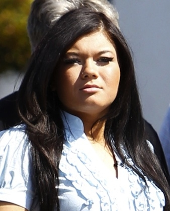 'Teen Mom' Amber Portwood Says Prison Will Save Her Life