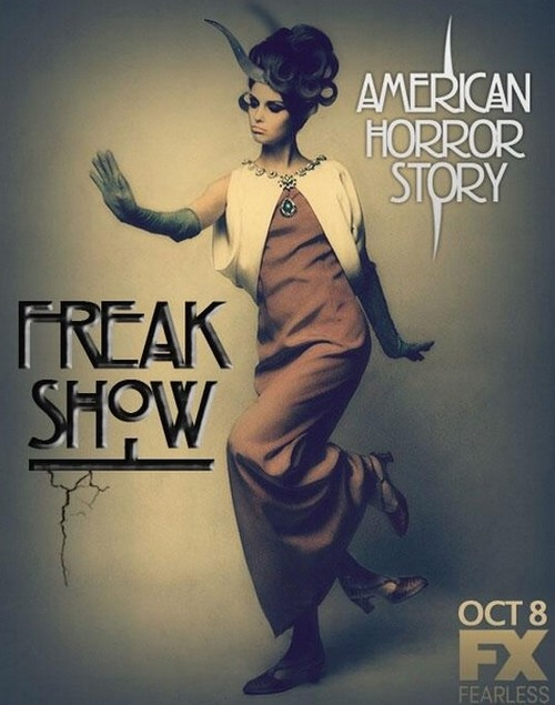 American Horror Story's Freak Show Cast Revealed at Comic Con