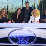First Picture: American Idol Judges On Set For Auditions In New York
