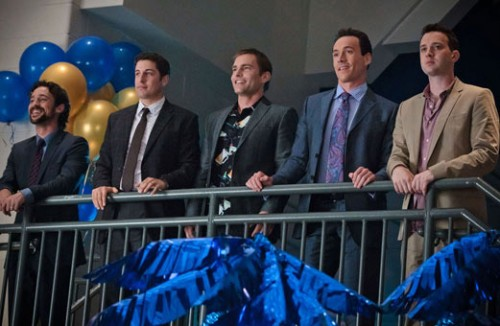 NEW! 'American Reunion' Photos Unveiled!