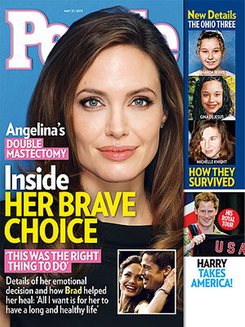 Angelina Jolie's Brave Decision: Already Planning Her Next Surgery