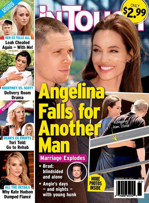 Angelina Jolie And Jack O'Connell Hooking Up (PHOTO)