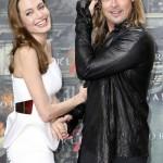 Maddox Jolie-Pitt Asks Brad Pitt And Angelina Jolie About Jennifer Aniston – They Lie!