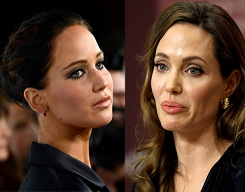 Angelina Jolie Hates Jennifer Lawrence After Stealing Film Role