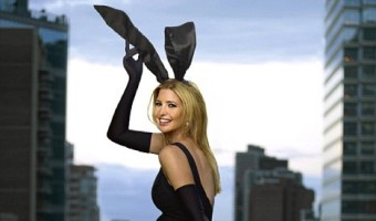 Ivanka Trump Goes All Sexy Vixen In Black Bunny Outfit