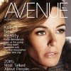 Kelly Bensimon - Avenue Mag - Photos - Cover