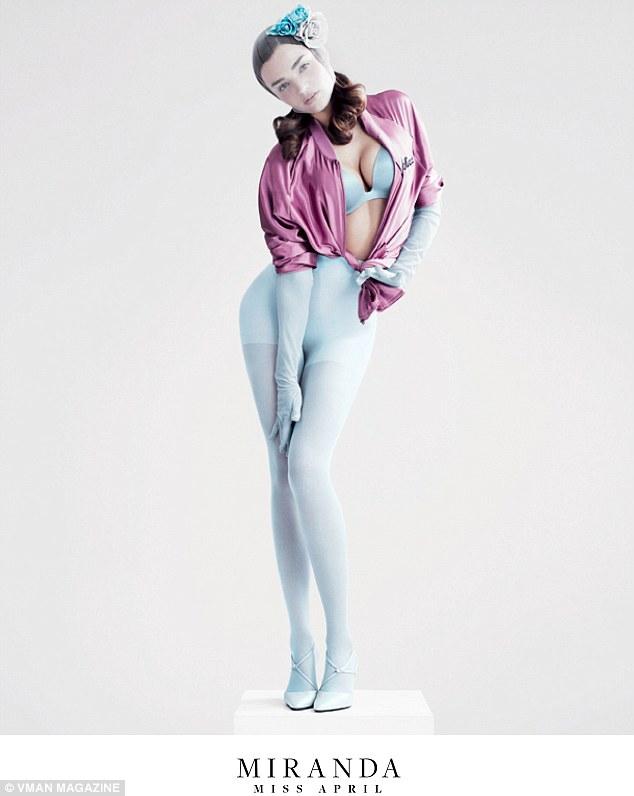 Victoria's Secret Models Rock New Pinup Calendar