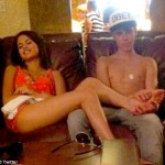 Justin Bieber Says 'No No NO' To Selena Gomez Getting A Manly Massage