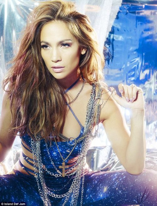 PHOTOS: Jennifer Lopez SIZZLES For New Promo Shoot