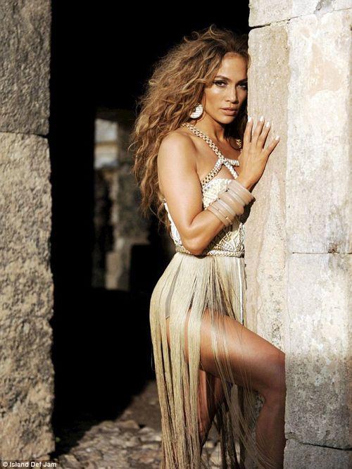 Jennifer Lopez 'What Is Love?' Promo Photos