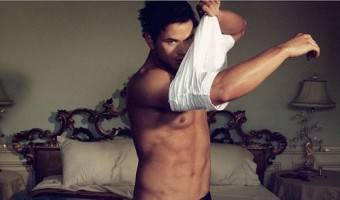 PHOTOS: Kellan Lutz Goes Very NSFW For New Modeling Gig