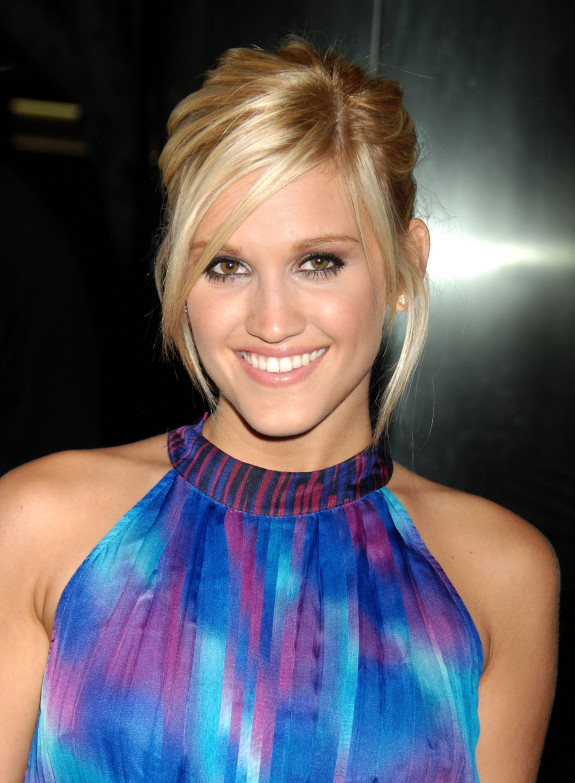 Pussycat Doll Ashley Roberts And Terrence J To Co-Host X Factor USA's Second Season