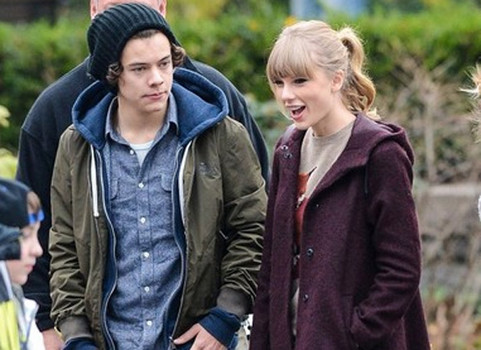 Taylor Swift Might Be Preggers With Harry Styles&#8217; Baby