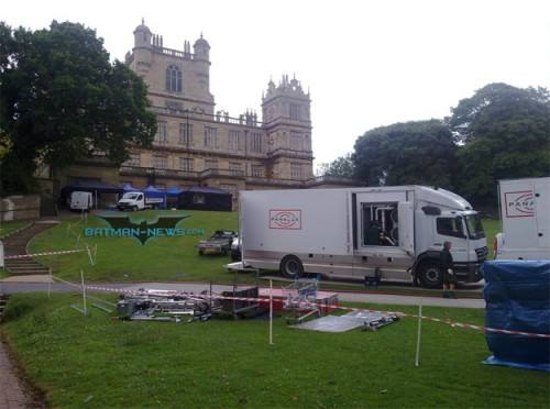 NEW: 'The Dark Knight Rises' Set Photos