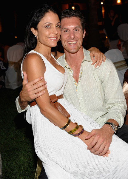 Bethenny Frankel And Jason Hoppy Fake It For The Cameras