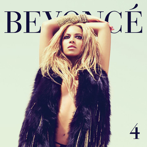 LOOK: Beyonce Reveals The Cover For Her New Album '4′