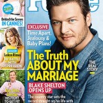 Blake Shelton Trusts Wife Miranda Lambert (Photo)