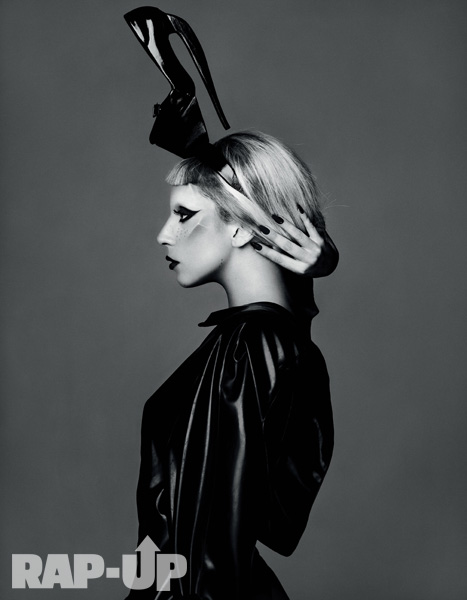 Lady Gaga Bares Her Backside (AGAIN) For &#8216;Born This Way&#8217; Shoot