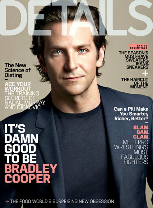 Bradley Cooper Lives With His Mother