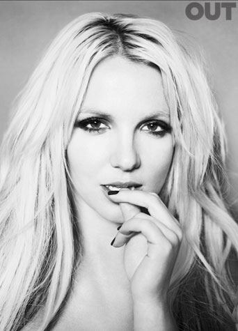 Britney Spears Smolders For OUT Magazine &#8211; PHOTOS