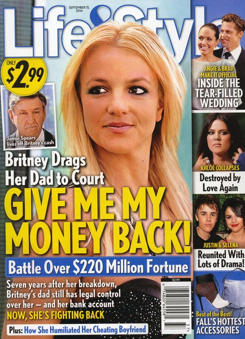 Britney Spears Ready To Fight For Control Of Her Fortune