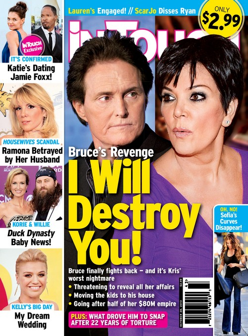 Bruce Jenner Vows To Destroy Kris Jenner: Can You Blame Him?