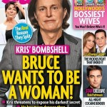Kris Jenner Claims Bruce Jenner Secretly Wants To Be A Woman – Wears Lingerie and Dresses (PHOTO)