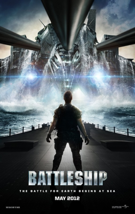 Rihanna: Another &#8216;Battleship&#8217; Trailer and Poster Have Landed