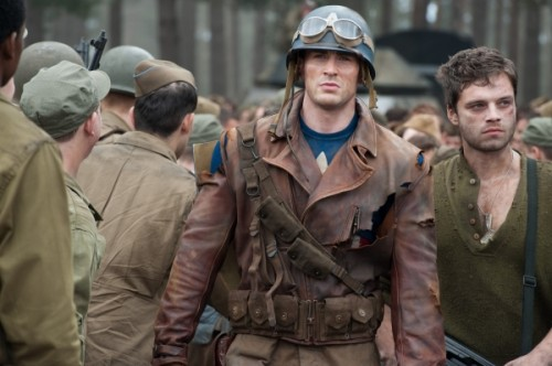 NEW 'Captain America: The First Avenger' Photos