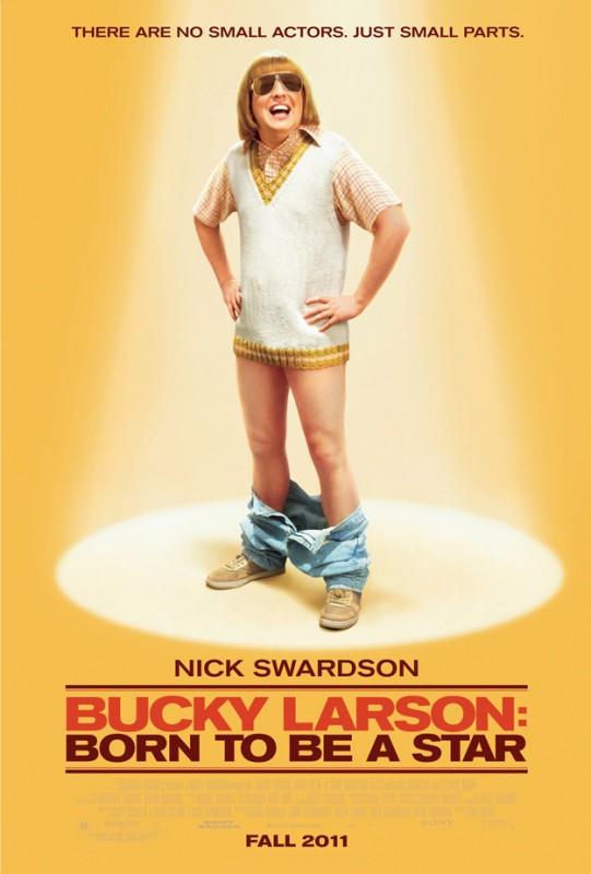 Bucky Larson Poster
