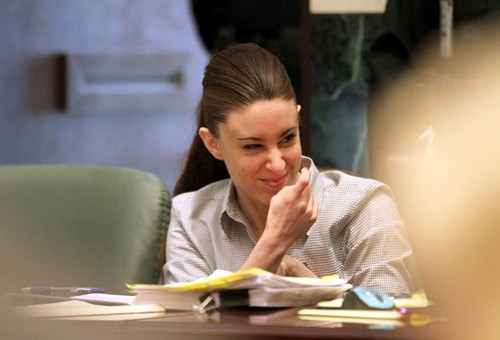 Casey Anthony Bragging She is Pregnant - Report