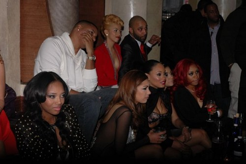 """Love & Hip Hop"" 3 Cast Step Out for Crazy NYC Premiere (Photos)"