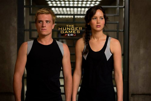 Catching Fire New Stills - Visual Improvement Over The Hunger Games? (PHOTOS)